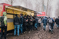 frites &amp; snow<br /> <br /> UCI CX Worlds 2018<br /> Valkenburg - The Netherlands
