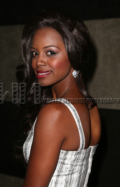 Krystal Joy Brown attending the Broadway Opening Night Performance After Party for 'Big Fish' at Roseland on October 6, 2013 29, 2013 in New York City.