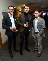 Pictured L-R: Ben Donovan, Jack Wells and James Snaith <br />