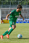 22.07.2017, Donaustadion, Ulm, GER, FSP, FC Augsburg vs Jahn Regensburg, im Bild Jan Moravek (Augsburg #14)<br /> <br /> Foto &copy; nordphoto / Hafner