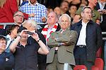 Fussball Bundesliga 2010/11: 1. FC Nuernberg - FC Bayern Muenchen