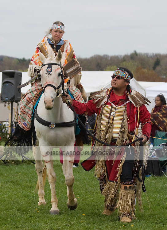 The Healing Horse Spirit PowWow in Mt. Airy, MD raised proceeds for Horsenet Horse Rescue, a nonprofit horse rescue and rehabilitation facility.