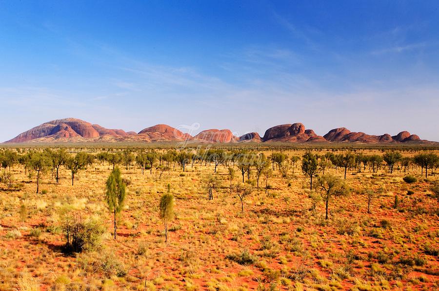 The Olgas, Northern Territory , Australia