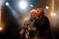 Photo by &copy; Stephen Daniels 13/06/2015---<br /> Rock 'N' Horse Power Concert at Hurtwood Park Polo Club, Ewhurst, Surrey for Prostate Cancer UK. <br /> Jim Cregan &amp; Robert Hart