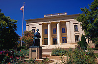Pioneer Memorial Museum, dedicated to the women of Utah, Salt Lake City, Utah.