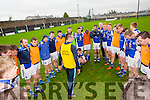 Templenoe v Curraha in the AIB GAA Football All Ireland Junior Club Championship.