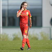 U 15 Belgian Red Flames - Virginia USA :<br /> <br /> Sieglinde Brys<br /> <br /> foto Dirk Vuylsteke / Nikonpro.be