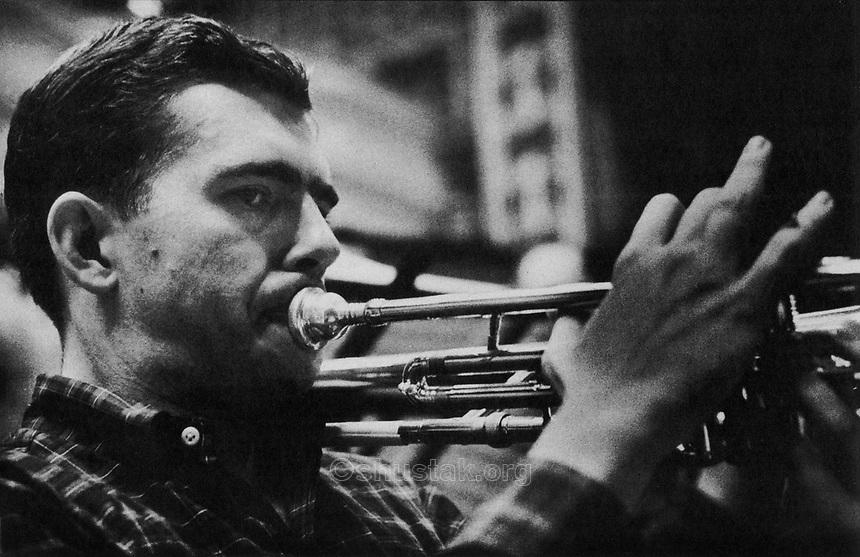 Bob Brookmeyer, trombonist.