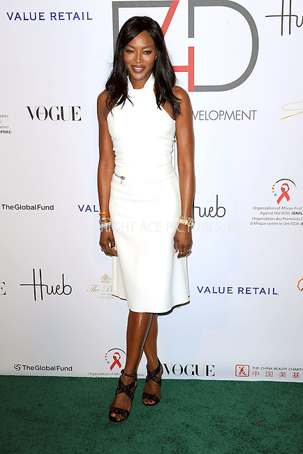 WWW.ACEPIXS.COM<br /> September 28, 2015 New York City<br /> <br /> Naomi Campbell attending the Fashion 4 Development's 5th annual Official First Ladies luncheon at The Pierre Hotel on September 28, 2015 in New York City.<br /> <br /> Credit: Kristin Callahan/ACE Pictures<br /> <br /> Tel: (646) 769 0430<br /> e-mail: info@acepixs.com<br /> web: http://www.acepixs.com