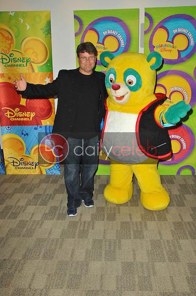 Sean Astin<br /> at the Disney ABC Television Group Summer Press Junket, ABC Studios, Burbank, CA. 05-15-10<br /> David Edwards/Dailyceleb.com 818-249-4998