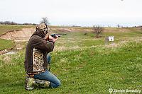 Patterning shotgun