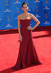 Olivia Munn..  at The 62nd Anual Primetime Emmy Awards held at Nokia Theatre L.A. Live in Los Angeles, California on August 29,2010                                                                   Copyright 2010  DVS / RockinExposures