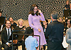 Kate Middleton Tries Her Hand At Conducting Orchestra