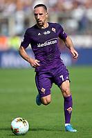 Franck Ribery of Fiorentina <br /> Firenze 6-10-2019 Stadio Artemio Franchi <br /> Football Serie A 2019/2020 <br /> ACF Fiorentina - Udinese Calcio <br /> Photo Andrea Staccioli / Insidefoto