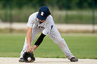 21 May 2009: Saad Anouar of Rouen is seen during the 2009 challenge de France, a tournament with the best French baseball teams - all eight elite league clubs - to determine a spot in the European Cup next year, at Montpellier, France.
