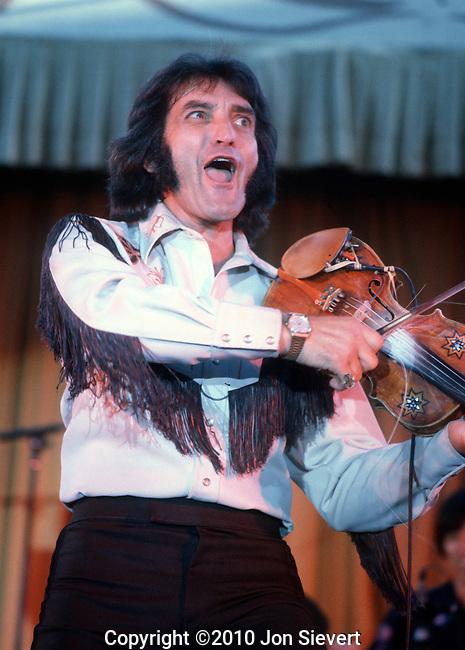 Doug Kershaw, July 1981