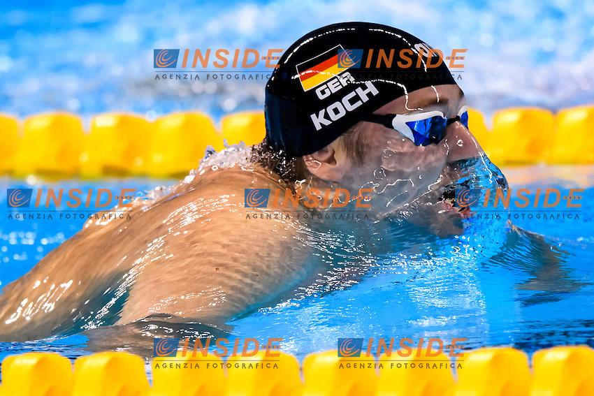 KOCH Marco GER Men's 200m Breaststroke <br /> Rio de Janeiro 09-08-2016 Olympic Aquatics Stadium <br /> Swimming Nuoto <br /> Foto Andrea Staccioli/Deepbluemedia/Insidefoto