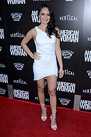 """LOS ANGELES - JUN 5:  Alexis Joy at the """"American Woman"""" L.A. Premiere at the ArcLight Hollywood on June 5, 2019 in Los Angeles, CA"""