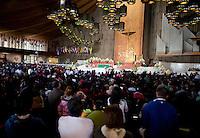 La Basilica de Guadalupe / La Villa, Mexico D.F.