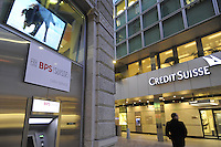 - Lugano, Credit Suisse and BPS Banks headquarters<br /> <br /> - Lugano, sedi delle banche Credit Suisse e BPS