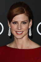 LOS ANGELES, CA - JANUARY 09: Sarah Rafferty at the Audi Golden Globe Awards 2014 Cocktail Party held at Cecconi's Restaurant on January 9, 2014 in Los Angeles, California. (Photo by Xavier Collin/Celebrity Monitor)