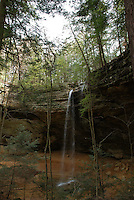 Waterfall at Ash Cave, Hocking Hills