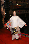 Jonathan Brody during the Actors' Equity Gypsy Robe Ceremony honoring Jonathan Brody for  'A Bronx Tale'  at The Longacre on December 1, 2016 in New York City.
