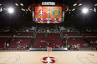 STANFORD, CA-  Friday, February 28, 2016: Stanford beats Oregon, 69-42, at Maples Pavilion