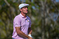 Bryson DeChambeau (USA) watches his tee shot on 3 during round 3 of the Arnold Palmer Invitational at Bay Hill Golf Club, Bay Hill, Florida. 3/9/2019.<br /> Picture: Golffile | Ken Murray<br /> <br /> <br /> All photo usage must carry mandatory copyright credit (© Golffile | Ken Murray)