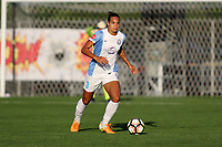 Piscataway, NJ - Saturday May 27, 2017: Action during a regular season National Women's Soccer League (NWSL) match between Sky Blue FC and the Orlando Pride at Yurcak Field.  Sky Blue FC defeated the Orlando Pride, 2-1.