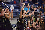Bentonville High at Bentonville West Basketball 2/24/17