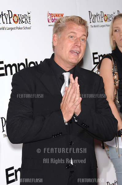 "Producer JOE SIMPSON (father of Jessica Simpson) at the Los Angeles premiere for his new movie ""Employee of the Month"" at the Grauman's Chinese Theatre, Hollywood..September 19, 2006  Los Angeles, CA.© 2006 Paul Smith / Featureflash"