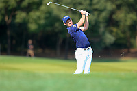 Danny Willett (ENG) on the 2nd fairway during the 3rd round of the WGC HSBC Champions, Sheshan Golf Club, Shanghai, China. 02/11/2019.<br /> Picture Fran Caffrey / Golffile.ie<br /> <br /> All photo usage must carry mandatory copyright credit (© Golffile | Fran Caffrey)