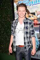 LOS ANGELES - FEB 10: Calum Worthy at the screening of the Disney Channel Original Movie 'Bad Hair Day' at the Frank G Wells Theater on February 10, 2015 in Burbank, CA