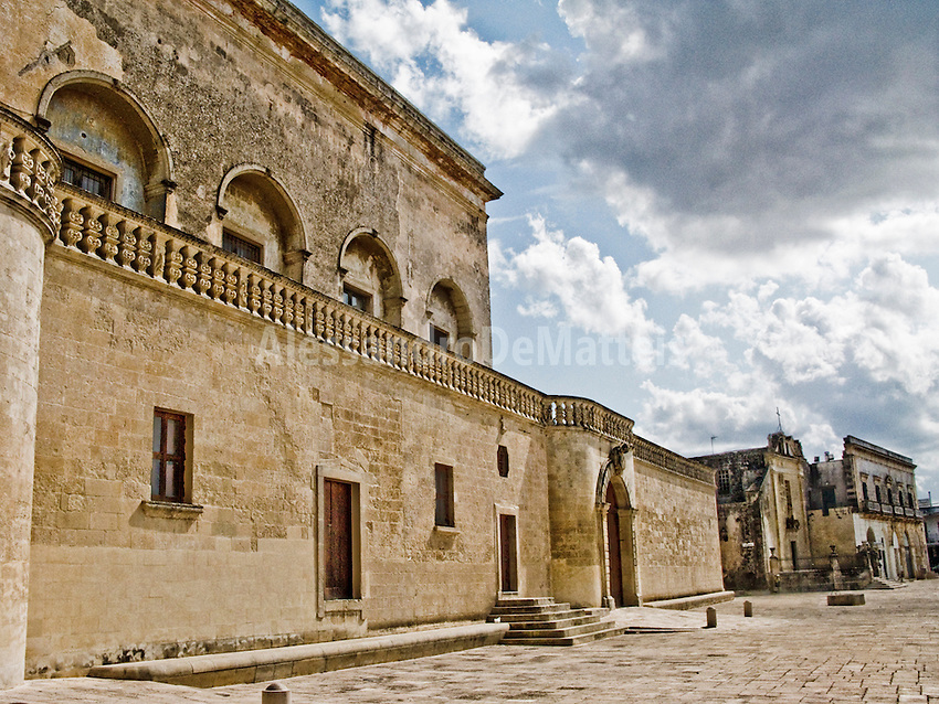 Botrugno (LE) - Palazzo Marchesale Guarini