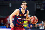 Barcelona's player Satoransky during Liga Endesa 2015/2016 Finals 4th leg match at Barclaycard Center in Madrid. June 20, 2016. (ALTERPHOTOS/BorjaB.Hojas)
