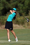 16 October 2016: Rollins' Selin Timur (TUR). The Final Round of the 2016 Ruth's Chris Tar Heel Invitational NCAA Women's Golf Tournament hosted by the University of North Carolina Tar Heels was held at the UNC Finley Golf Club in Chapel Hill, North Carolina.