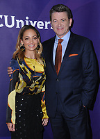 09 January 2018 - Pasadena, California - Nicole Richie, John Michael Higgins. 2018 NBC Universal Press Tour held at The Langham Huntington in Pasadena. <br /> CAP/ADM/BT<br /> &copy;BT/ADM/Capital Pictures