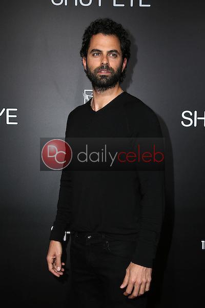 "Adrian Bellani<br /> at the Premiere Of Hulu's ""Shut Eye,"" ArcLight, Hollywood, CA 12-01-16<br /> David Edwards/DailyCeleb.Com 818-249-4998"