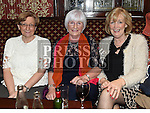Rita, Anne and Anne Noonan pictured at the Mattock Rangers Awards night in The Grove House Dunleer. Photo:Colin Bell/pressphotos.ie