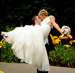 New York Botanical Garden Wedding Photography.