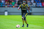 Solna 2013-08-06 Football Friendly Game , AIK - Manchester United FC :  <br /> AIK 9 Martin Kayongo Mutumba <br /> (Foto: Kenta J&ouml;nsson) Nyckelord:  portr&auml;tt portrait