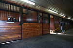 The Mares Barn at Westampton Farm and Training Center in Westampton, New Jersey