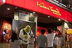 Madame Tussauds Hollywood wax museum in Los Angeles, CA