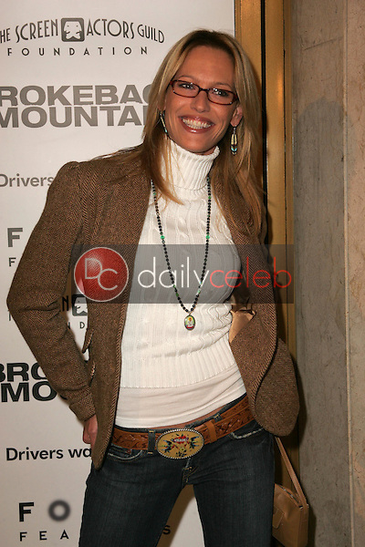 """Sam Phillips<br />at the premiere of """"Brokeback Mountain"""". Mann National Theatre, Westwood, CA. 11-29-05<br />Dave Edwards/DailyCeleb.com 818-249-4998"""