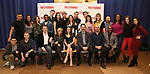 The cast attends the photo call for the New Broadway Bound Musical 'Pretty Woman' on January 22, 2018 at the New 42nd Street Studios in New York City.
