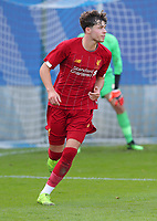 20191023 - Genk: Liverpool's Neco Williams is pictured during the UEFA Youth League group stages match between KRC Genk Youth and Liverpool FC on October 23, 2019 at KRC Genk Stadium Arena B, Genk, Belgium. PHOTO:  SPORTPIX.BE   SEVIL OKTEM