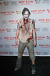 Thomas Hayo arrives at Heidi Klum's 18th Annual Halloween Party presented by Party City and SVEDKA Vodka at Magic Hour Rooftop Bar & Lounge at Moxy Times Square, on October 31, 2017.
