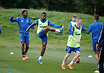 01.08.2018 Rangers training: Lassana Coulibaly