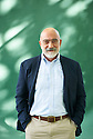 Ahmet Altan, Turkish best selling author at The Edinburgh International Book Festival 2015 CREDIT Geraint Lewis